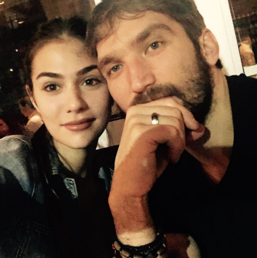 Анастасия и Александр. Фото Instagram Анастасии Шубской.