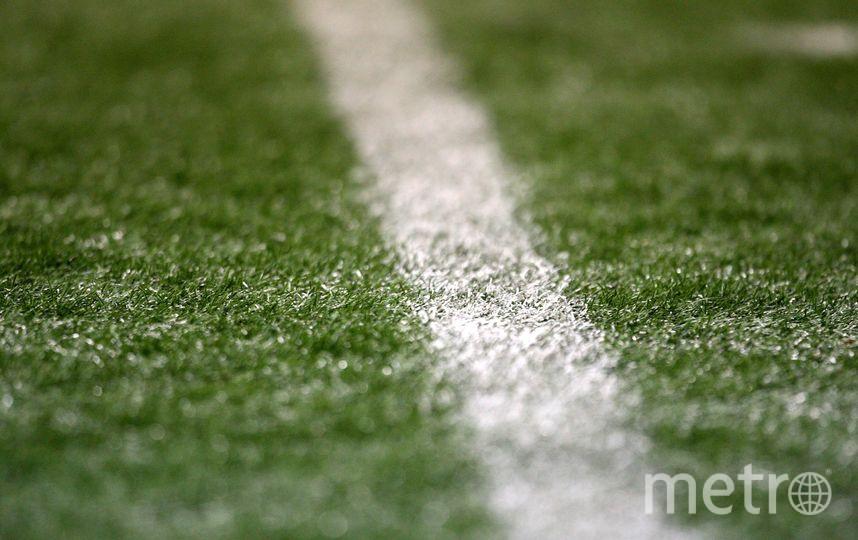 Футбольное поле. Фото Getty