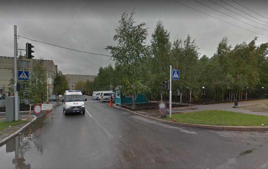 Сургутская ОКБ. Фото google/maps