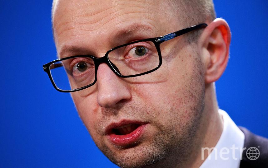 Яценюк сменил имидж и стал Сеней Стетхэмом. Фото Getty
