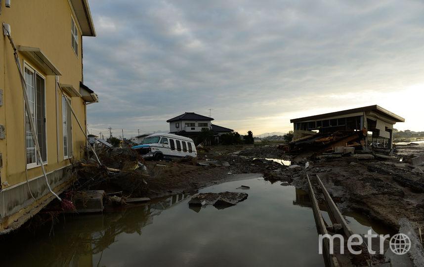 На Японию обрушились мощные дожди. Фото архив, Getty