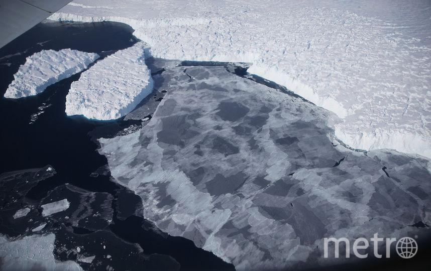 Ученые будут следить за гигантским айсбергом. Фото Getty