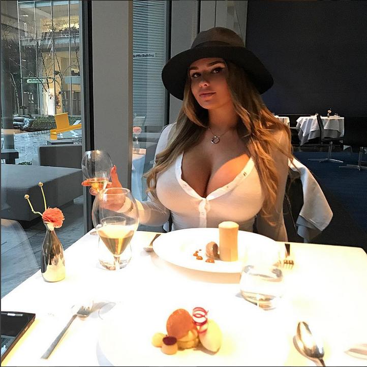 Анастасия Квитко возбудила поклонников эротическим видео. Фото Скриншот Instagram/anastasiya_kvitko