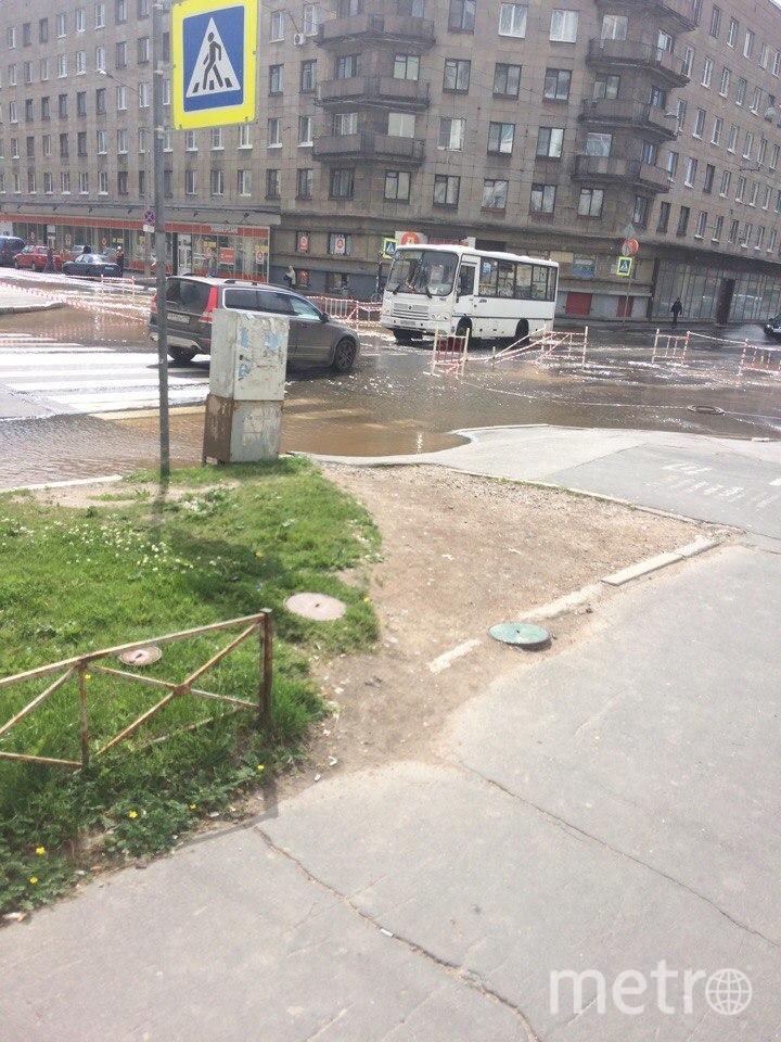 ДТП и ЧП | Санкт-Петербург | vk.com/spb_today. Фото Михаил Прохоров, vk.com