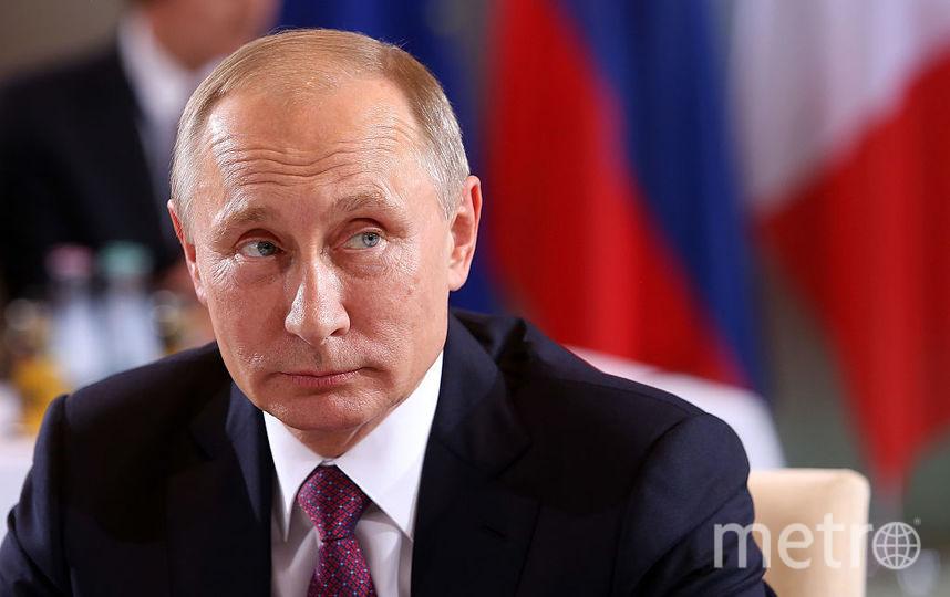 Владимир Путин уволил 8 генералов из МВД, МЧС и ФСИН. Фото Getty