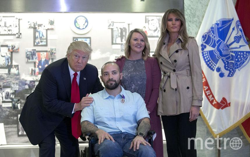 Пластические хирурги раскрыли тайну красоты Мелании Трамп. Фото Getty