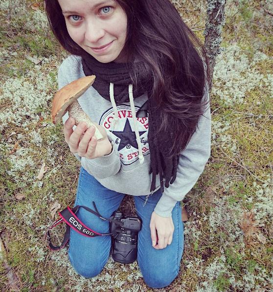 Грибной сезон начался под Петербургом. Фото Instagram