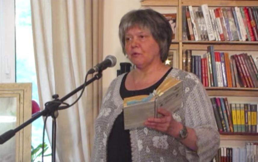 Ирина Ратушинская. Фото Скриншот Youtube