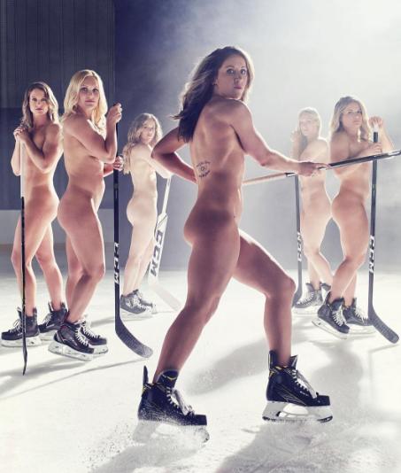 Хоккеистки сборной США. Фото www.instagram.com/mduggan10