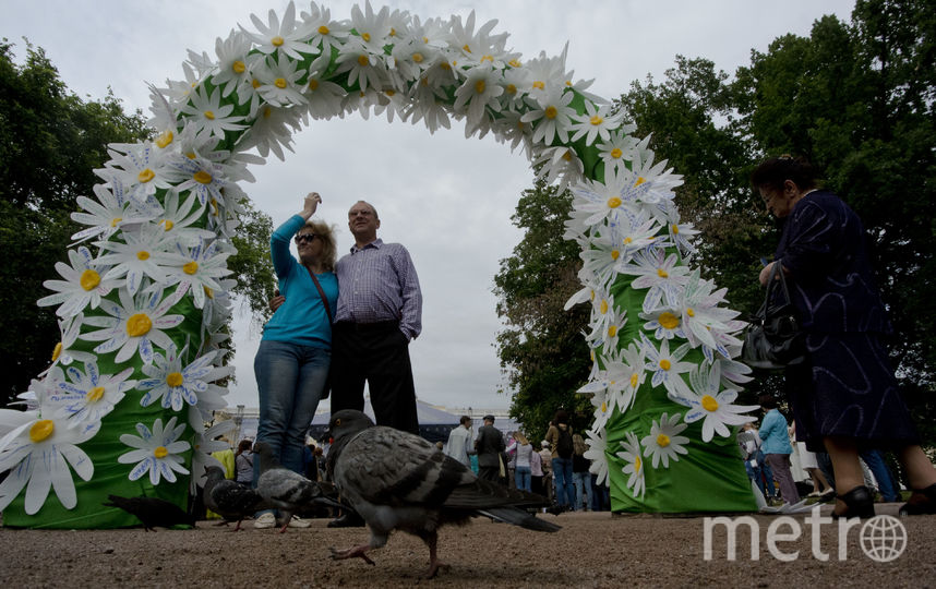 "День Семьи, любви и верности. Фото Алена Бобрович, ""Metro"""