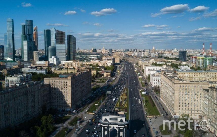 Кутузовский проспект. Фото РИА Новости