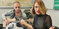 Певица IOWA призналась в любви к Петербургу