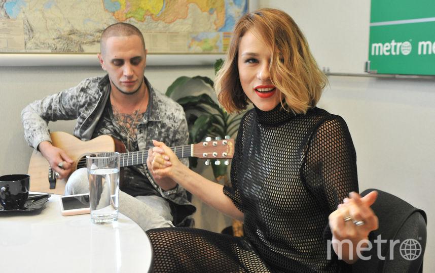 """Три самые любимые фанатами песни спела IOWA в прямом эфире Metro. Фото Святослав Акимов, """"Metro"""""""
