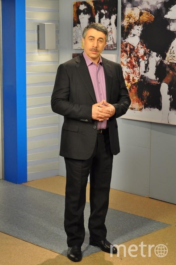 Доктор Комаровский приедет в Петербург и зайдет в гости в Metro. Фото предоставлены организаторами.