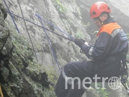 На месте ЧП ведутся спасательные работы. Фото 24.mchs.gov.ru