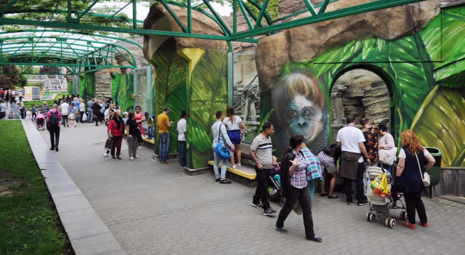Московский зоопарк запускает бесплатные вечерние экскурсии. Фото mos.ru