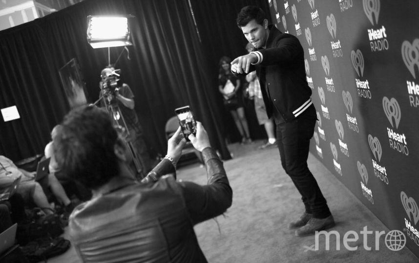 СМИ: Тэйлор Лотнер снова свободен. Фото Getty