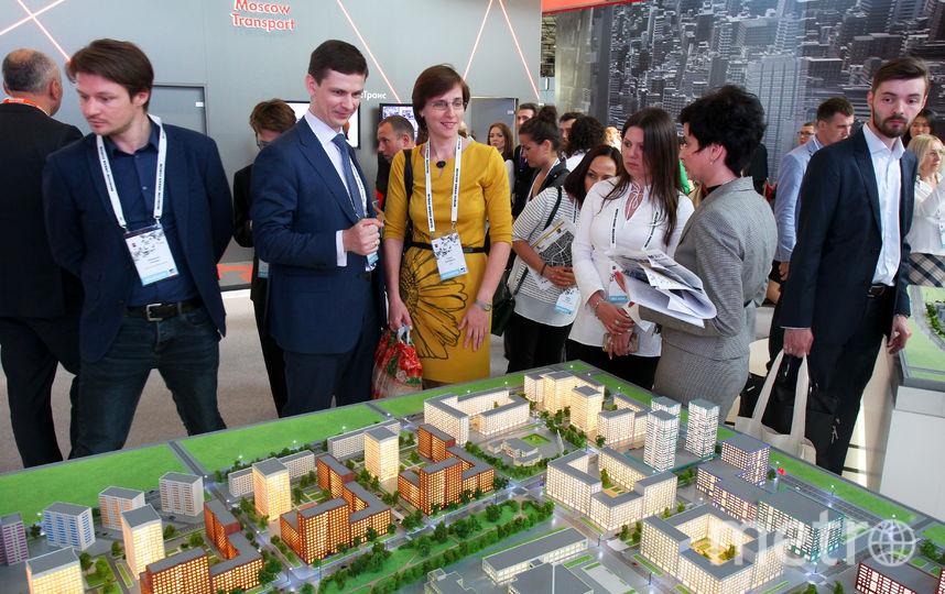 Московский урбанистический форум. Фото Василий Кузьмичёнок