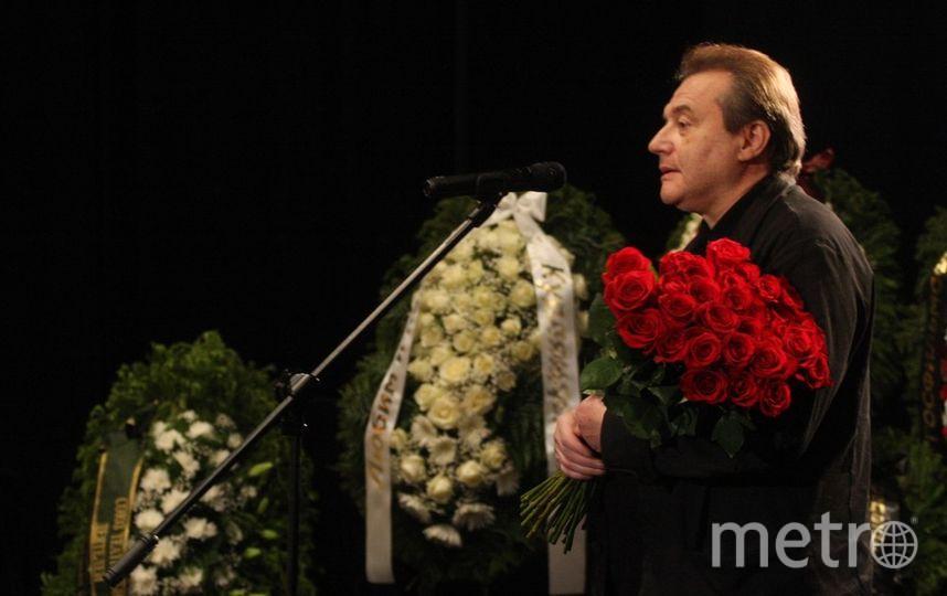 Кинорежиссер Алексей Учитель. Фото Михаил Садчиков-младший