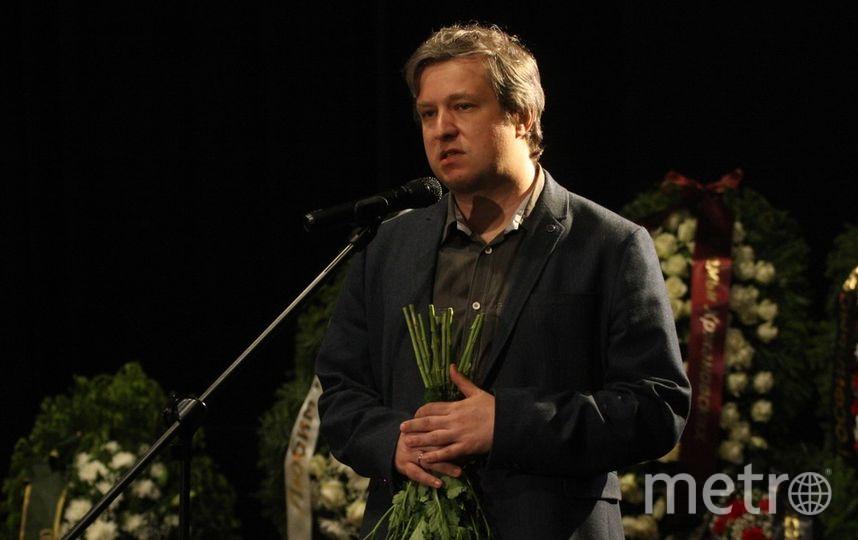 Кинокритик Антон Долин. Фото Михаил Садчиков-младший
