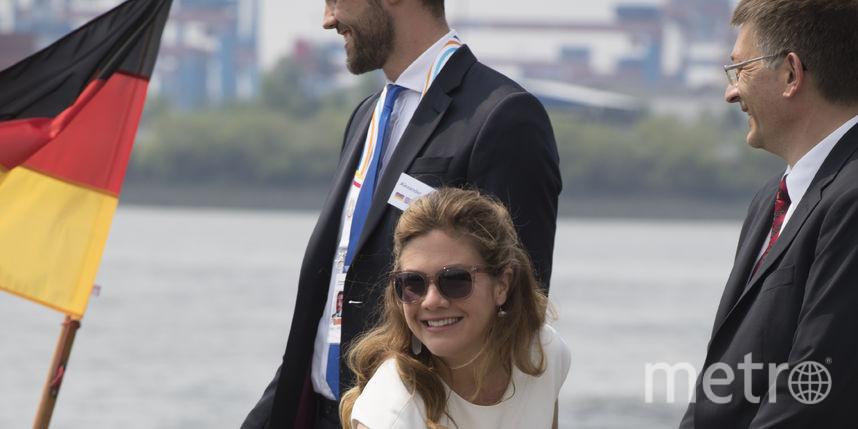 Супруга канадского политика Джастина Трюдо - Софи Грегуар. Фото Getty