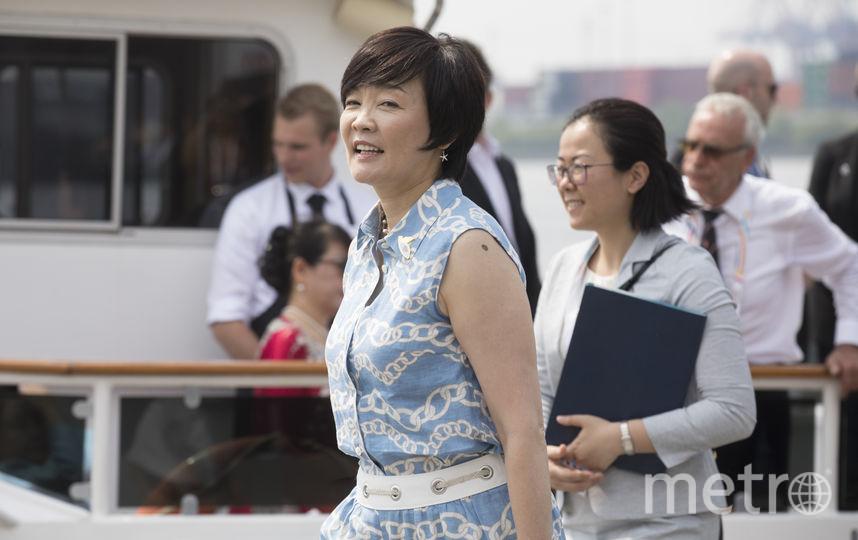 Супруга премьер-министра Японии Синдзо Абэ - Акиеэ. Фото Getty