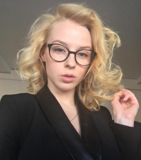 Ульяна Тригубчак. Фото Instagram Ульяны Тригубчак