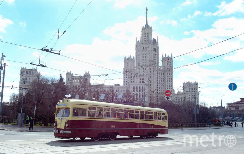 День московского транспорта. Фото Getty