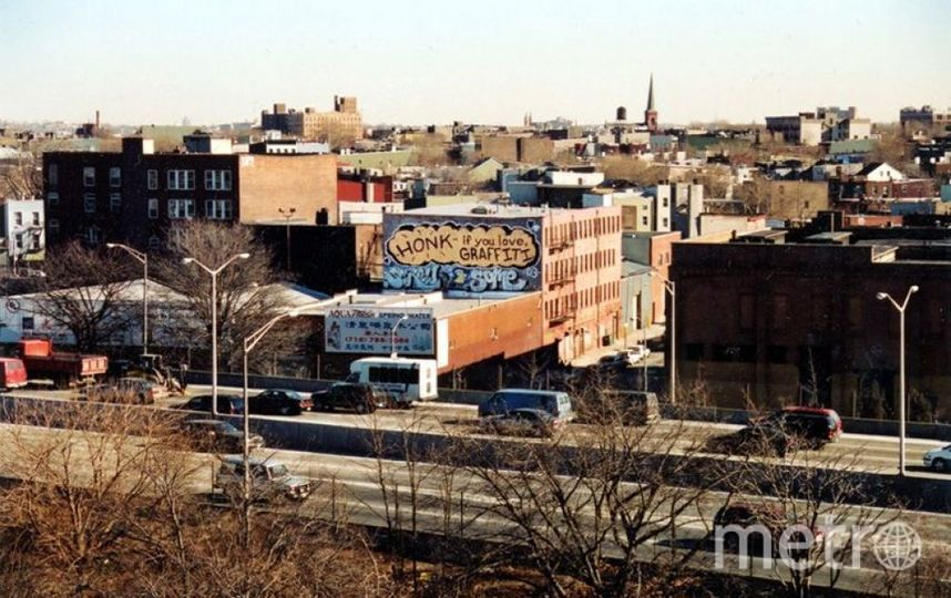 Искусство и город: граффити в эпоху Интернета. Фото Getty
