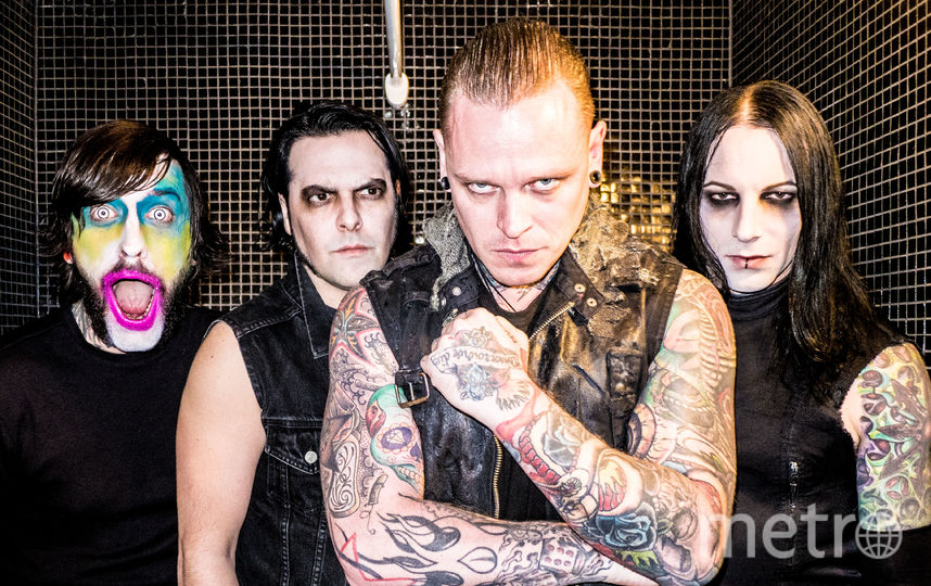 Combichrist. Фото Getty