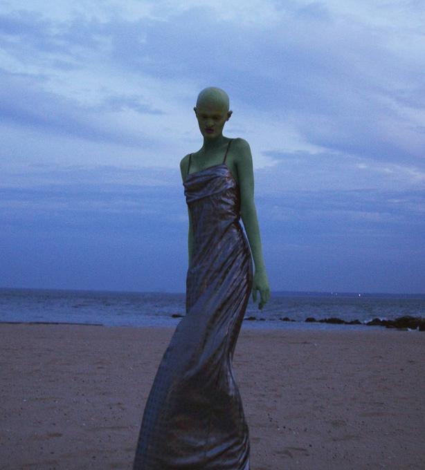 Мелани Гайдос - фотоархив.