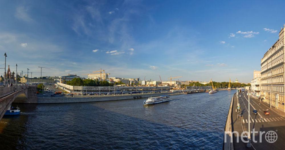 Ко Дню города планируется благоустроить около 27 км набережных Москвы-реки. Фото Getty