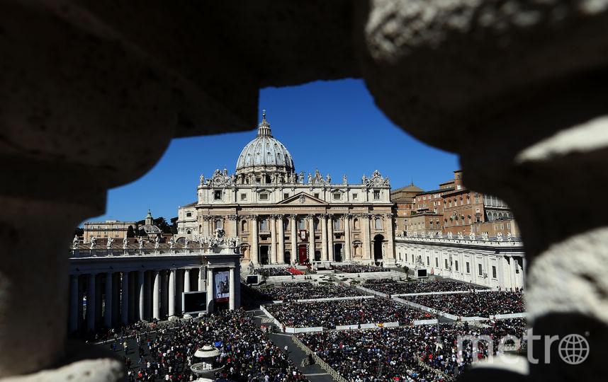 Ватикан. Фото Getty