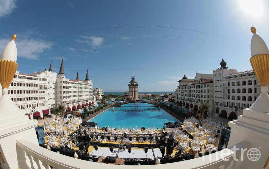 Отель в Анталии. Фото Getty