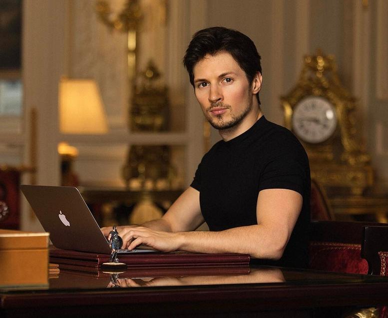 Павел Дуров попрощался с популярным блогером в соцсети. Фото Скриншот Instagram