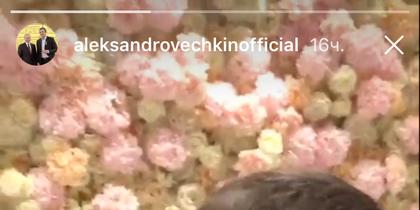 Овечкин выложил в Instagram видео с поцелуем. Фото instagram.com