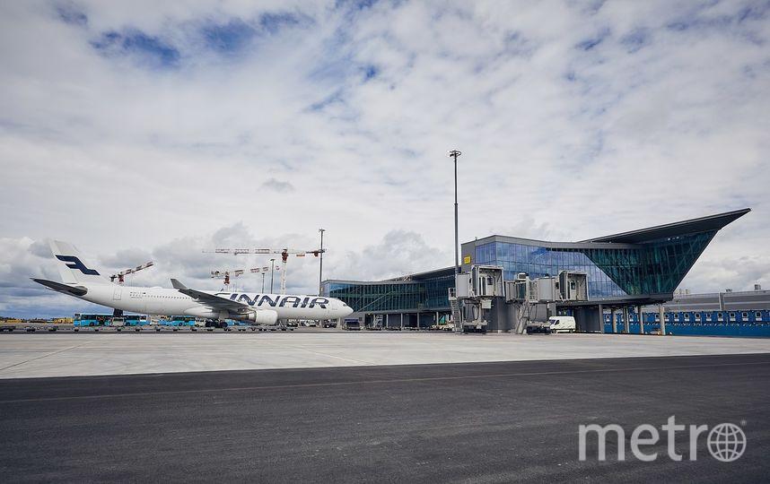 Аэропорт Хельсинки. Фото представлены Finavia