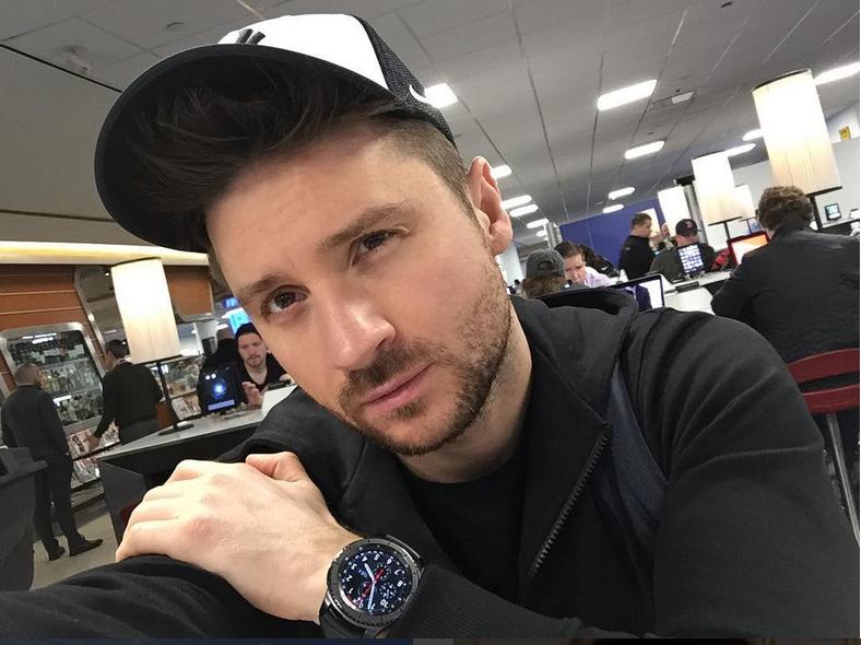 Сергей Лазарев - фотоархив.
