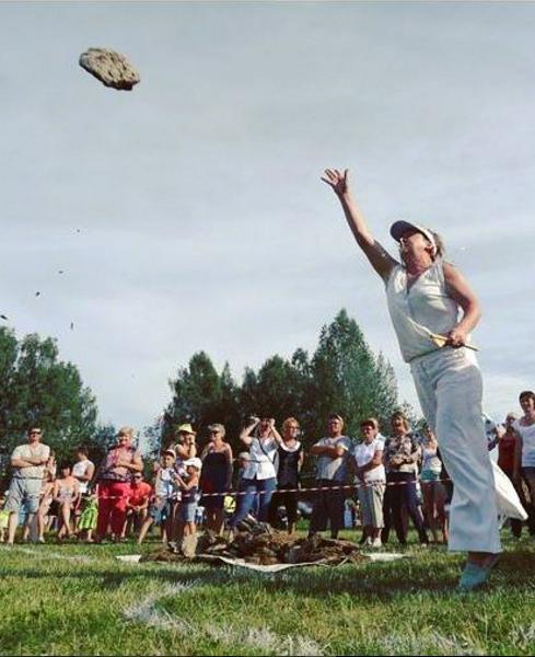 """Ежегодный турнир """"Веселый коровяк"""" проводится в Пермском крае. Фото vk.com"""