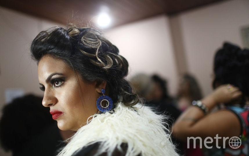 В Бразилии выбрали самую красивую модель plus-size. Фото Getty