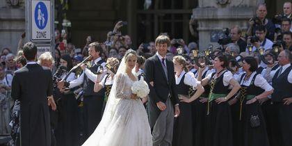 Свадьба Екатерины и принца Эрнста. Фото AFP