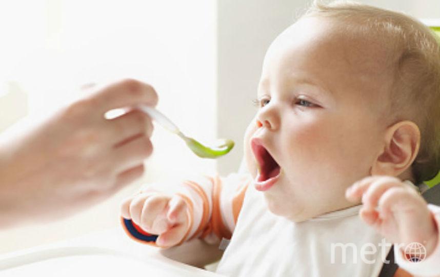 В Севастополе будут судить мать, кормившую кашей маленькую дочь. Фото Getty