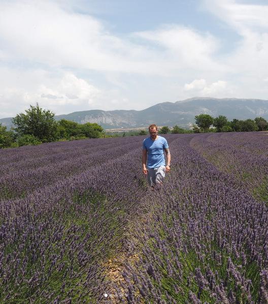 Елена Летучая поделилась фото с отдыха в Провансе с супругом. Фото instagram