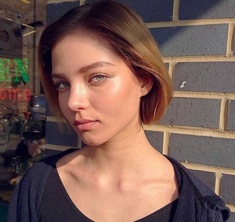 Алеся Кафельникова - фотоархив.