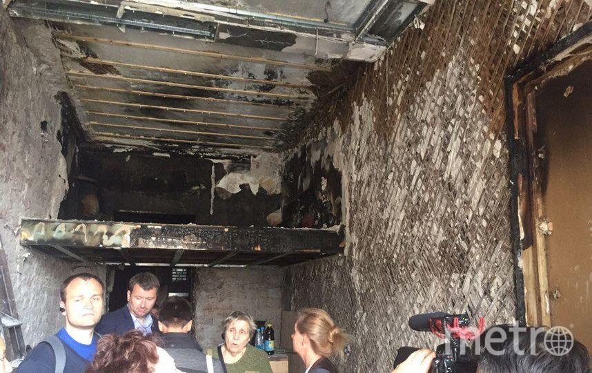 Петербуржцы нашли 500 проблем ЖКХ в жилкомплексе в центре города. Фото Красивый Петербург, vk.com