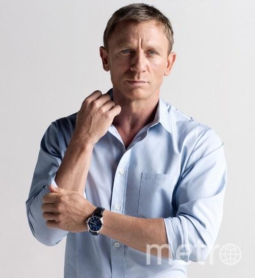 Дэниел Крэйг, британский актёр. Фото kinopoisk.ru