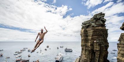 Этап на Азорских островах – один из самых зрелищных. Фото redbullcontentpool.com