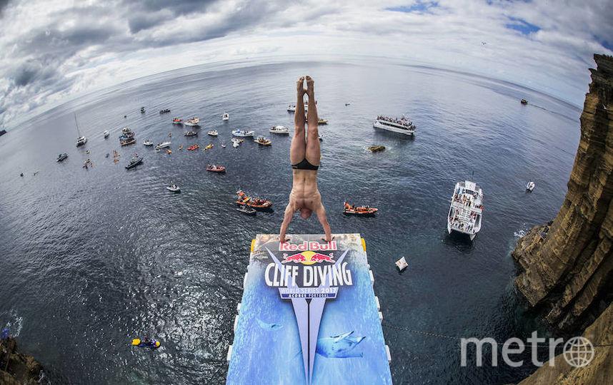 Артём рассчитывает удачно выступить в Италии. Фото redbullcontentpool.com
