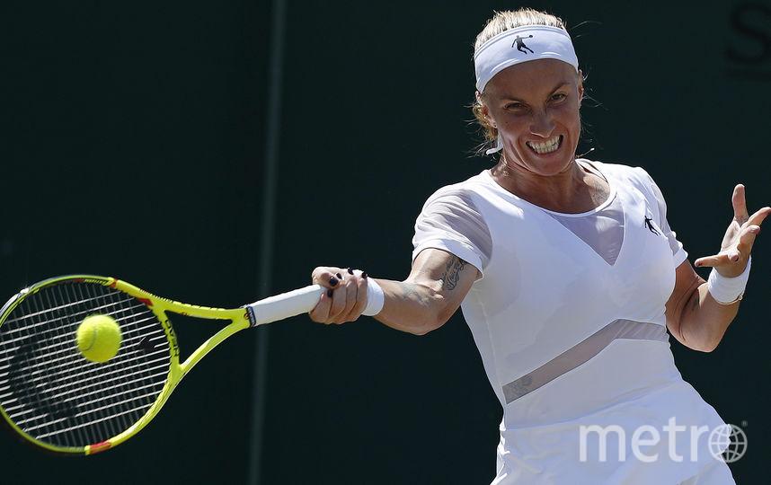Победительница «Ролан Гаррос» и US Open на Уимблдоне ни разу не доходила дальше четвертьфинала. Фото AFP