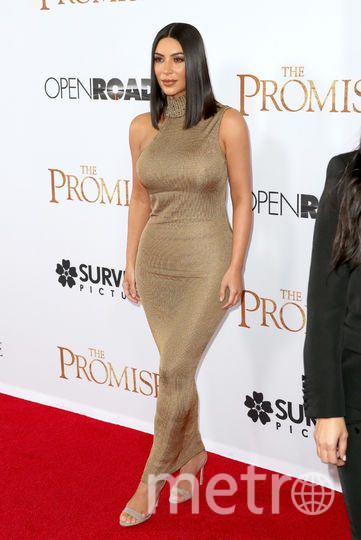 Ким Кардашян. Фото Getty